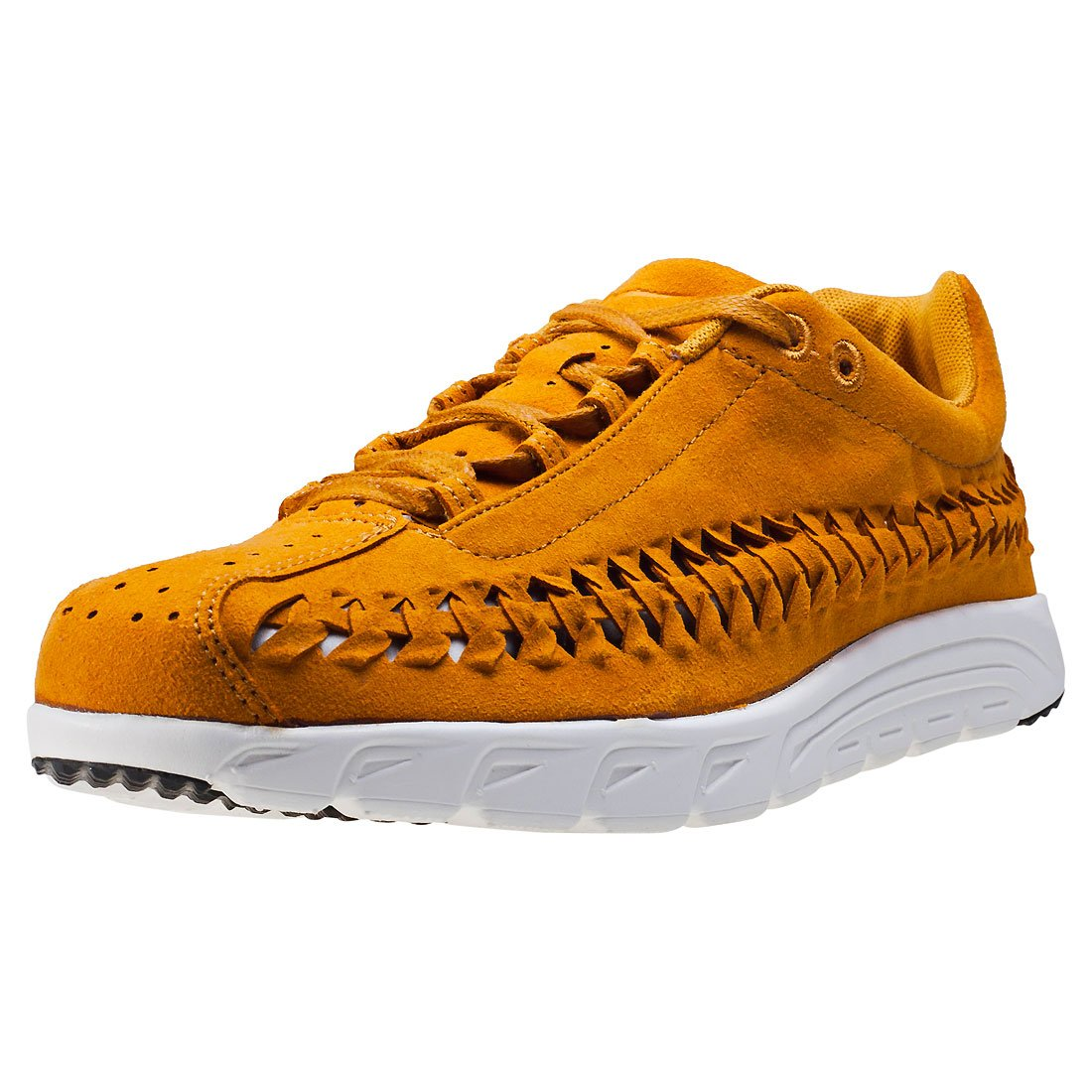 NIKE Men's Mayfly Woven Casual Shoe B01HI5MHI2 US 4|Bronze Black Summit White 700