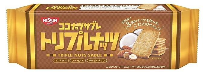 la torta dulce de coco triples tuercas 22 hojas X12 bolsas Nisshin Cisco