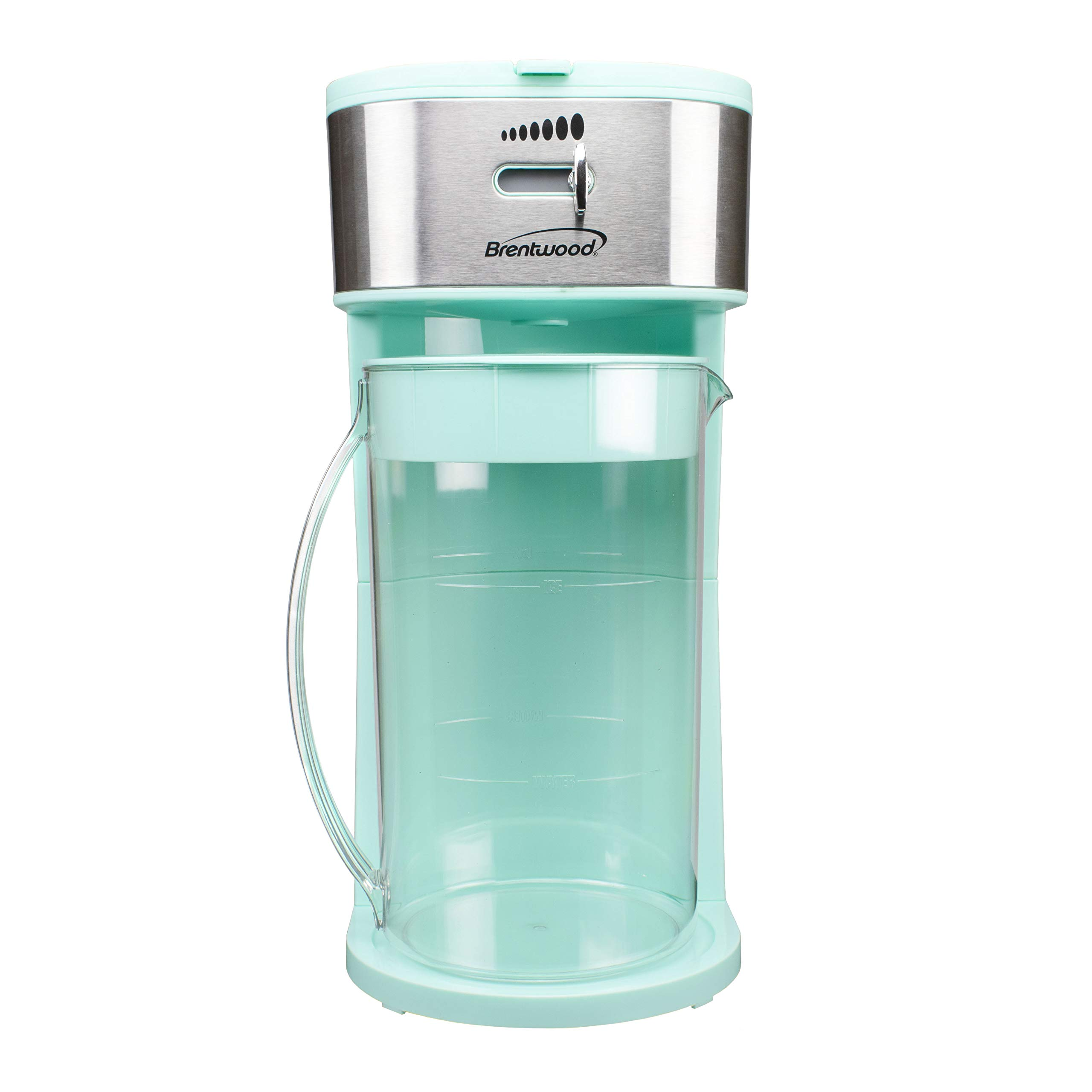 Brentwood Iced Tea and Coffee Maker with 64oz Pitcher (BLUE) by Brentwood (Image #3)