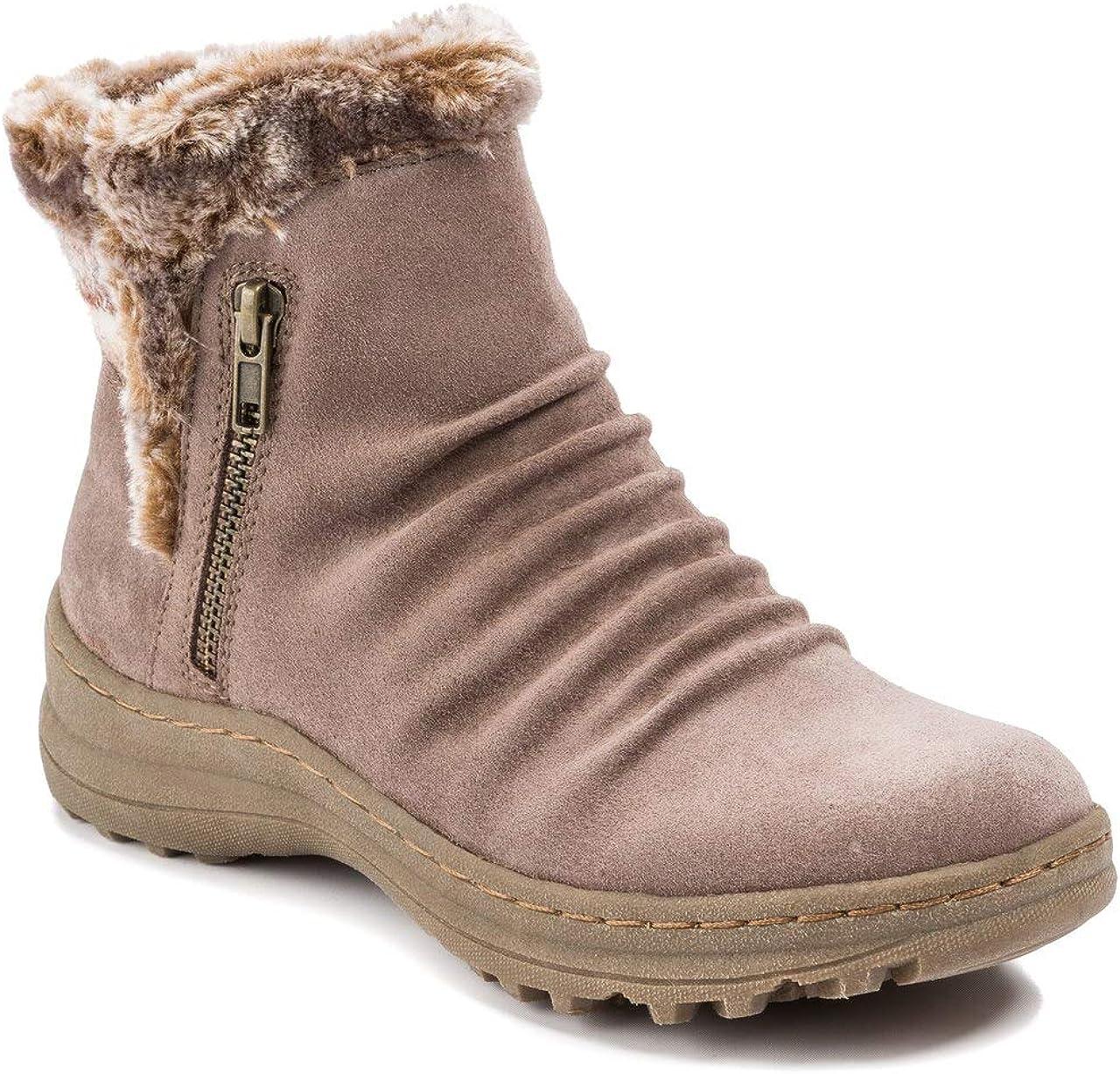BareTraps Women's Acelyn Ankle Boots