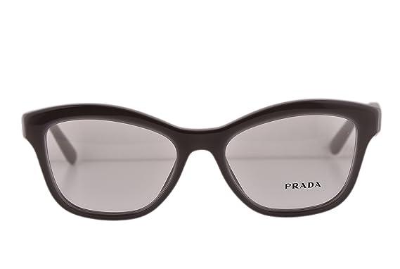 58961a6e91ac Prada PR29RV Eyeglasses 52-17-140 Opal Brown UAM1O1 VPR29R For Women (FRAME