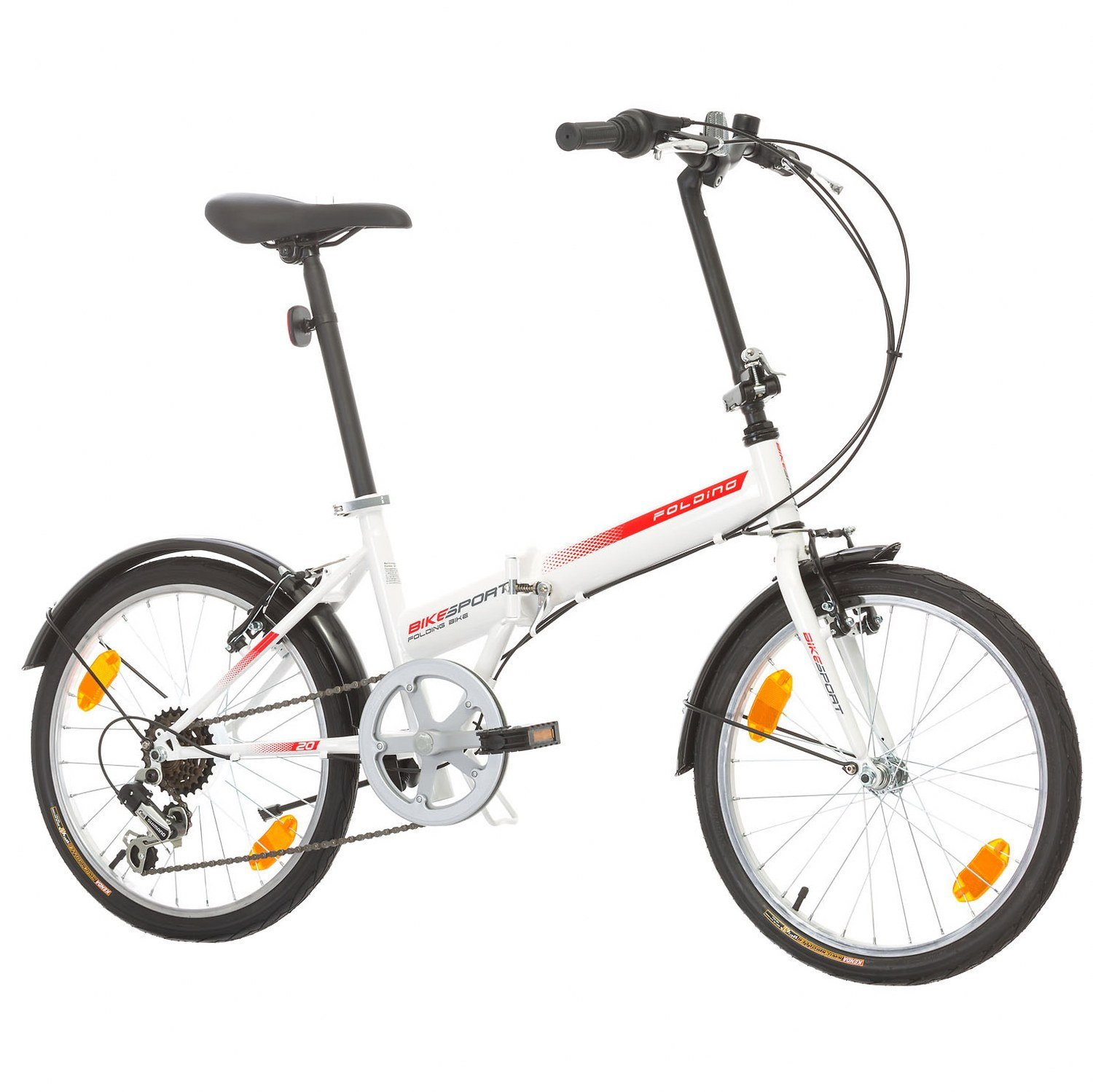 Bikesport FOLDING Bicicleta plegable ruedas de 20