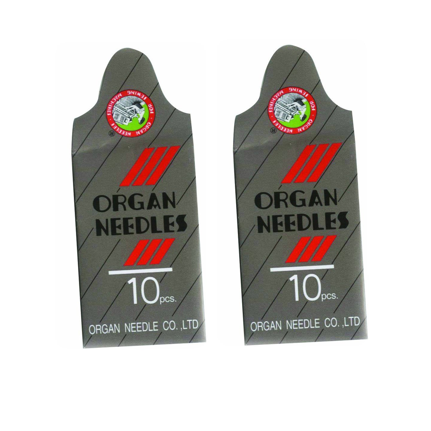 14//90 Euro Notions Embroidery Machine Needles - 2 per package - 3 per package and Size 11//75