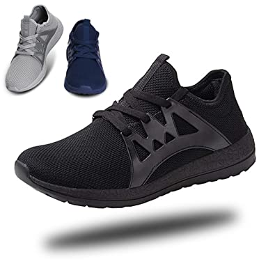 ff9f0db2abe69 Men Casual Walking Shoes Breathable Sneakers Lightweight Mesh Sport Shoes  Road Running Shoes Leisure Gym Shoe