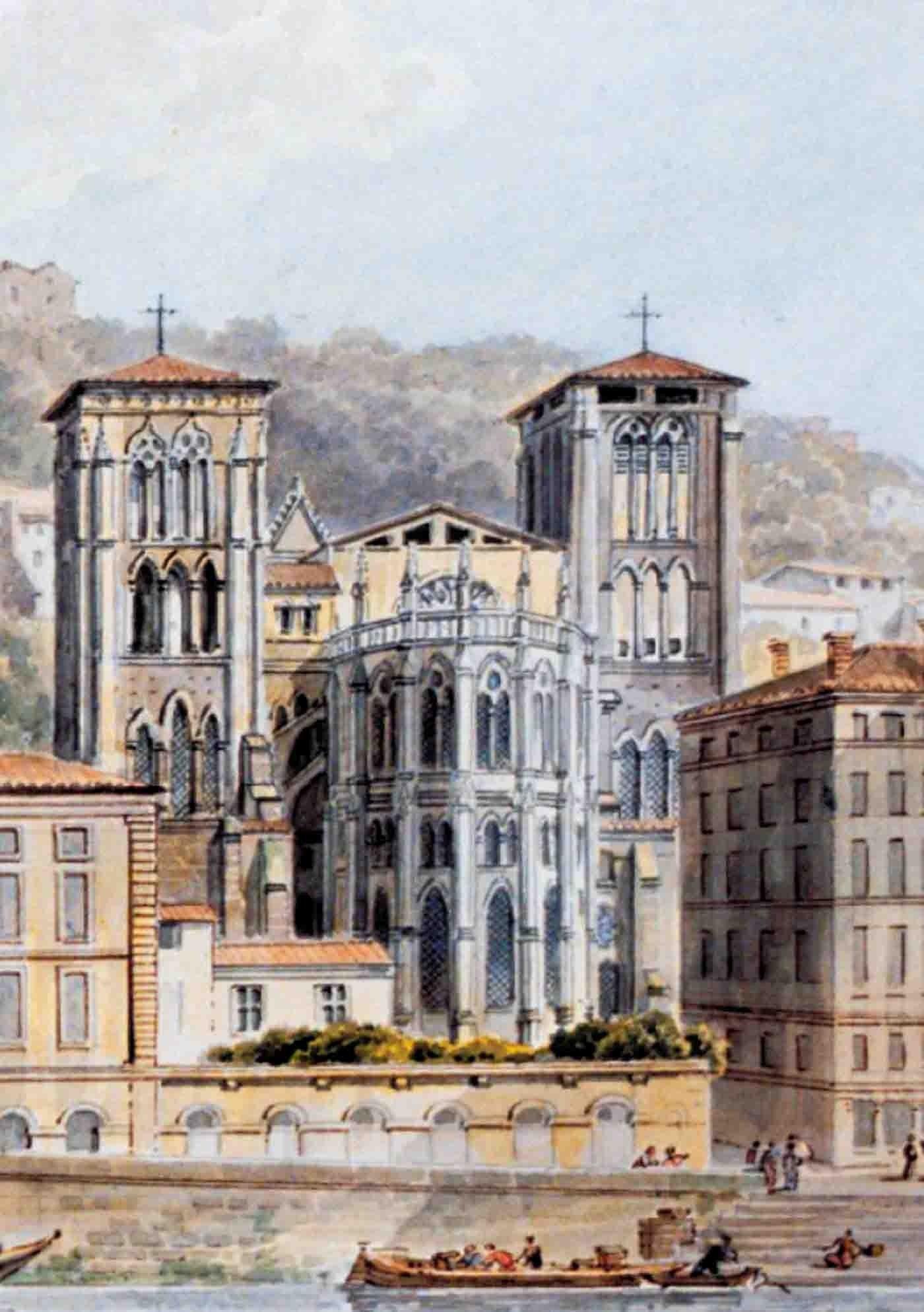 Download Carnet Ligné, Cathédrale de Lyon (Bnf Monuments) (French Edition) pdf