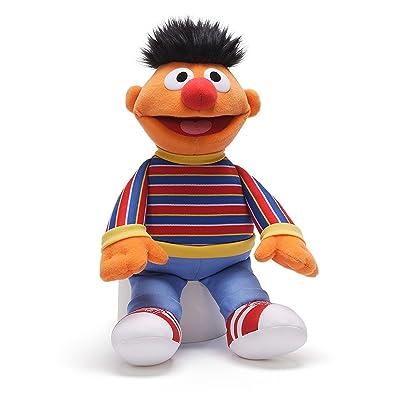 Gund Sesame Street Ernie peluche 28cm