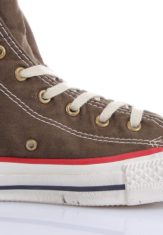 Converse Baskets mode pour femme - Marron - Morille, 36.5 EU