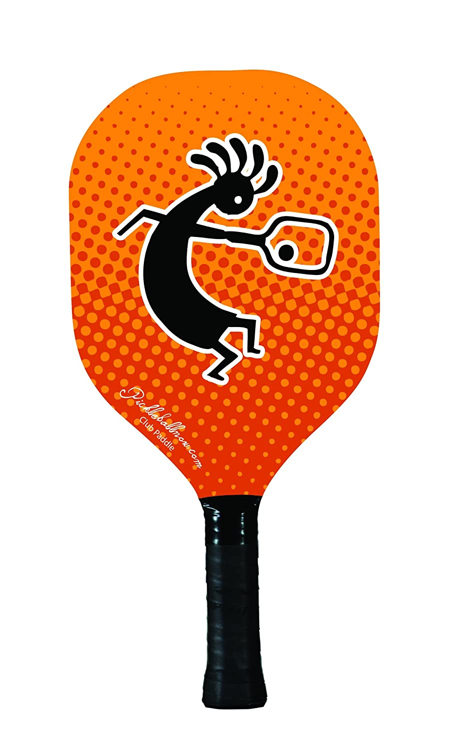 Pickleball Now Club Paddle, Orange Dot Escalade Sports K0224-01