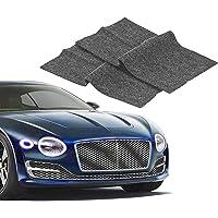 Nano Sparkle Cloth, kit de reparación de arañazos de coche multiusos, paquete de 2, herramienta de paños de pulido de…