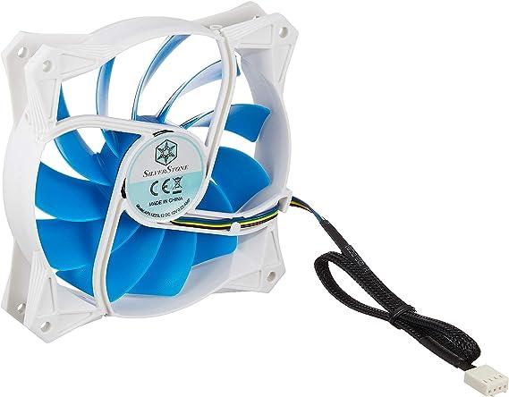 SilverStone SST-FQ122 - Ventilador de refrigeración silencioso de ...