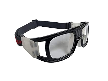 5087cd7bec17 Image Unavailable. Image not available for. Color  Freebee Sports Goggles  Safety Glasses Protective Goggles for Adult Basketball Football ...