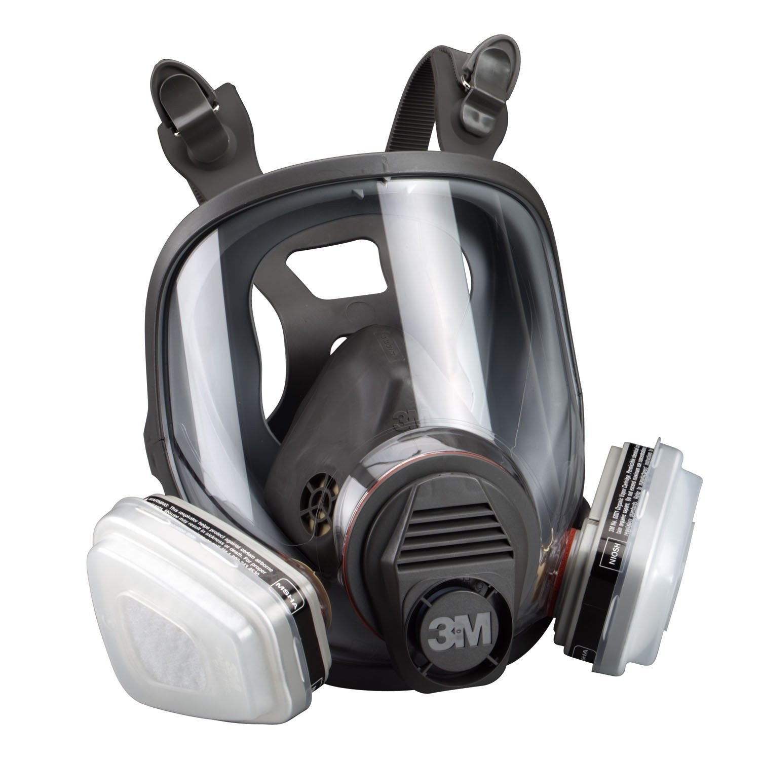 3M 07163 Full Facepiece Respirator Packout Organic Vapor P95, Large by 3M