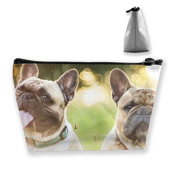 ab6d243ea891 Amazon.com: customgogo Women's Rabbit Bunny Travel Makeup Bags ...