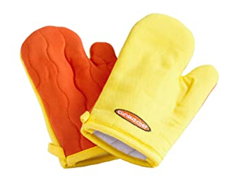 Curious Chef Children Oven Mitts