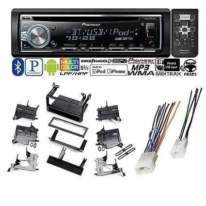 amazon com toyota 4 runner matrix car stereo radio dash rh amazon com