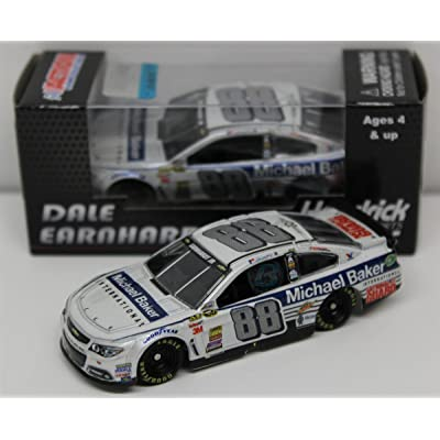 Lionel Racing Dale Earnhardt Jr 2014 Michael Baker International 1:64 Nascar Diecast: Toys & Games