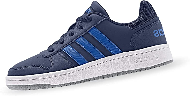 adidas Hoops 2.0 K, Chaussures de Basketball Mixte Adulte