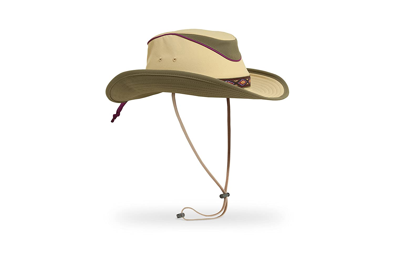 400ba6f0 Amazon.com : Sunday Afternoons Women's Twilight Canyon Hat, Tumbleweed, One  Size : Sports & Outdoors
