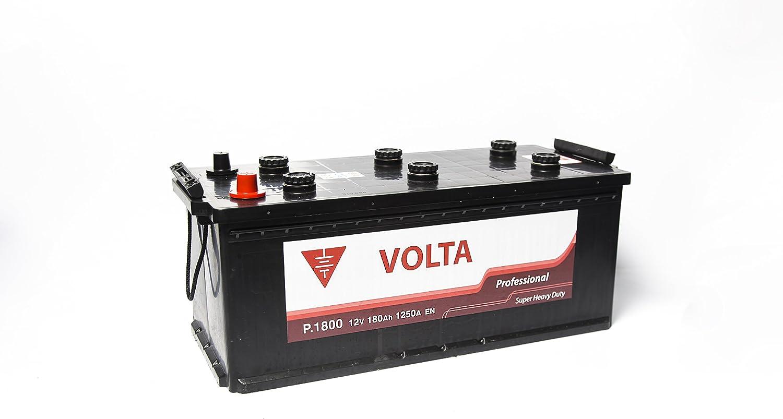 Bateria de coche 180 Ah +Izq