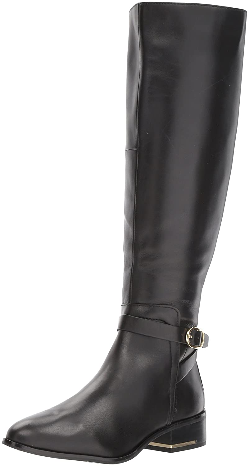 ALDO Women's Yelawiel Knee High Boot B0743RNFSV 5 B(M) US|Black Leather