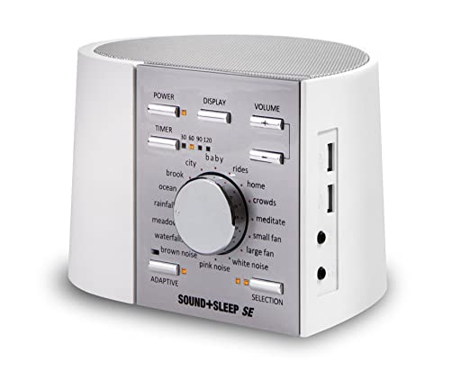 71uCzrK4iNL._SX522_ White noise machine that sounds like a fan review