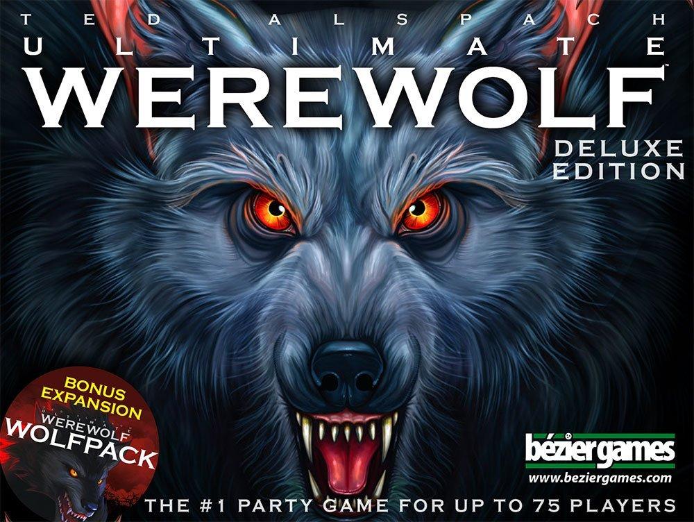 amazon 究極の人狼デラックス ultimate werewolf deluxe edition