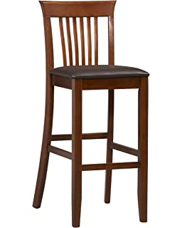 Linon Torino Collection Craftsman Bar Stool