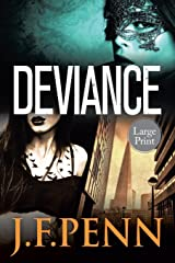 Deviance: Large Print (London Crime Thrillers Large Print) (Volume 3) Paperback