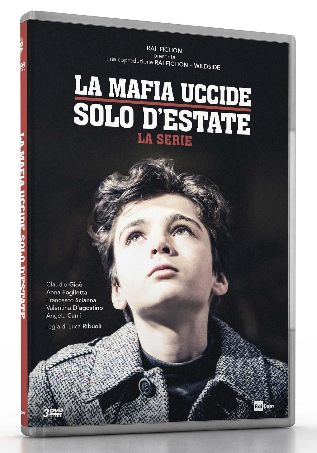Amazon It La Mafia Uccide Solo D Estate Box 3 Dvd Acquista In Dvd E Blu Ray