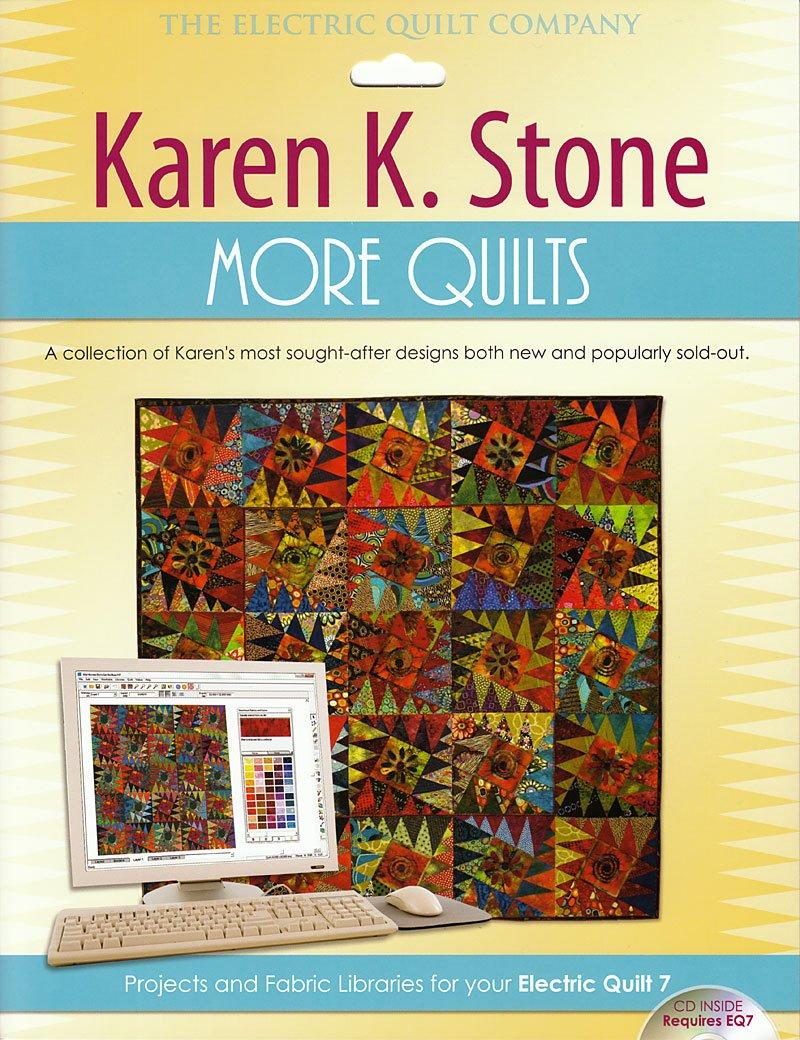Amazon.com: Karen K. Stone More Quilts: Projects and Fabric ... : karen quilt - Adamdwight.com