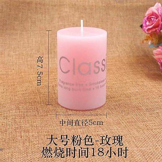1 pieza decorativa aroma aromaterapia velas para cumpleaños ...