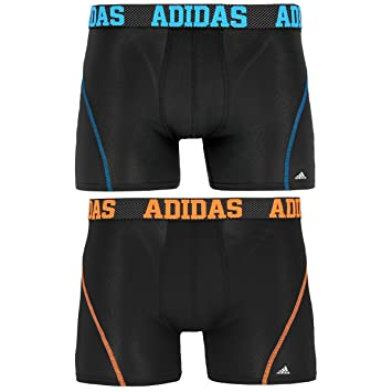 adidas de hombre rendimiento de deporte Climacool tronco ropa interior (2 unidades), hombre