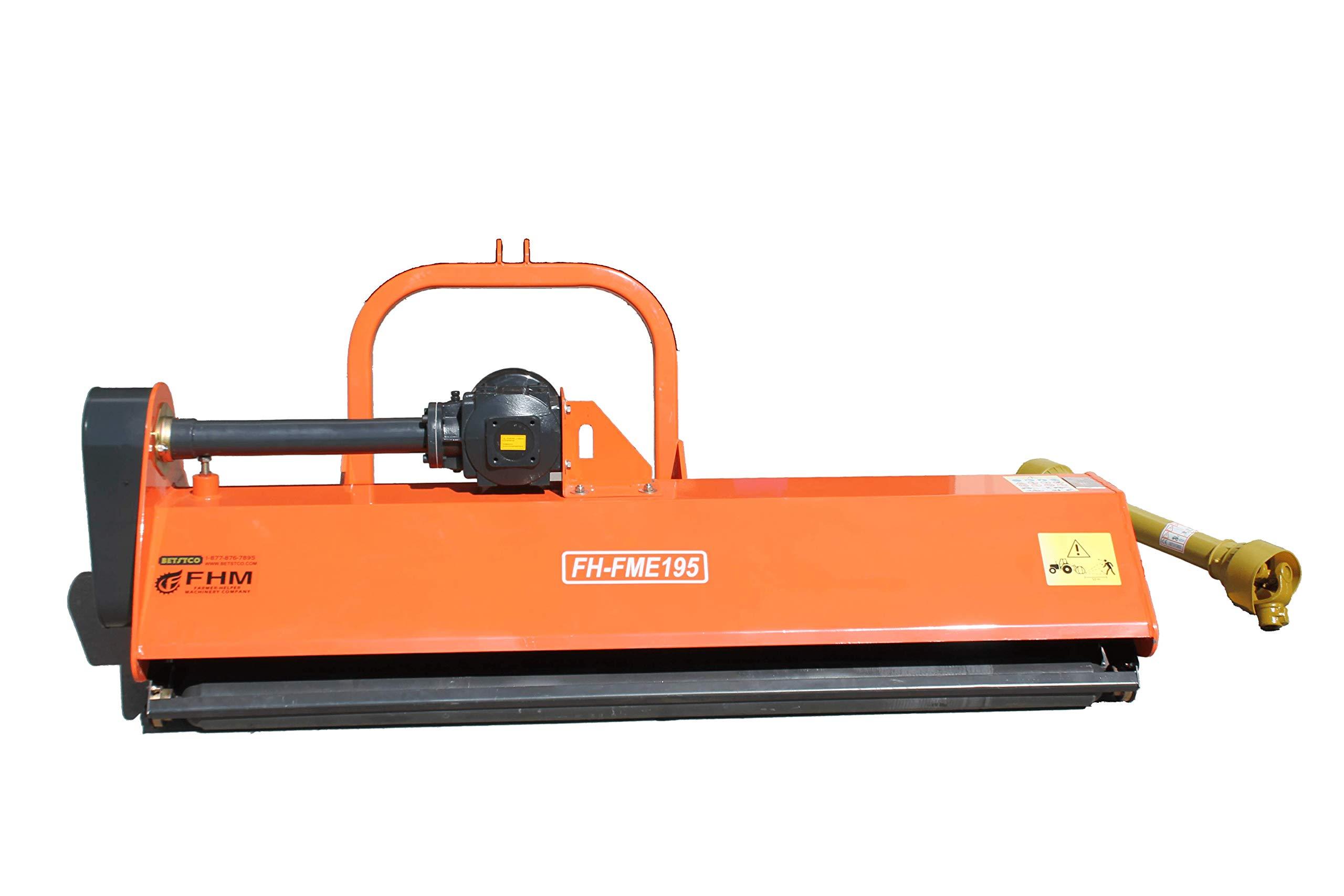 Farmer-Helper 68″ Commercial Flail Mower, FH-FME175
