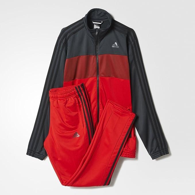 últimos lanzamientos buena calidad pero no vulgar adidas TS Train KN Men's Tracksuit: Amazon.co.uk: Clothing