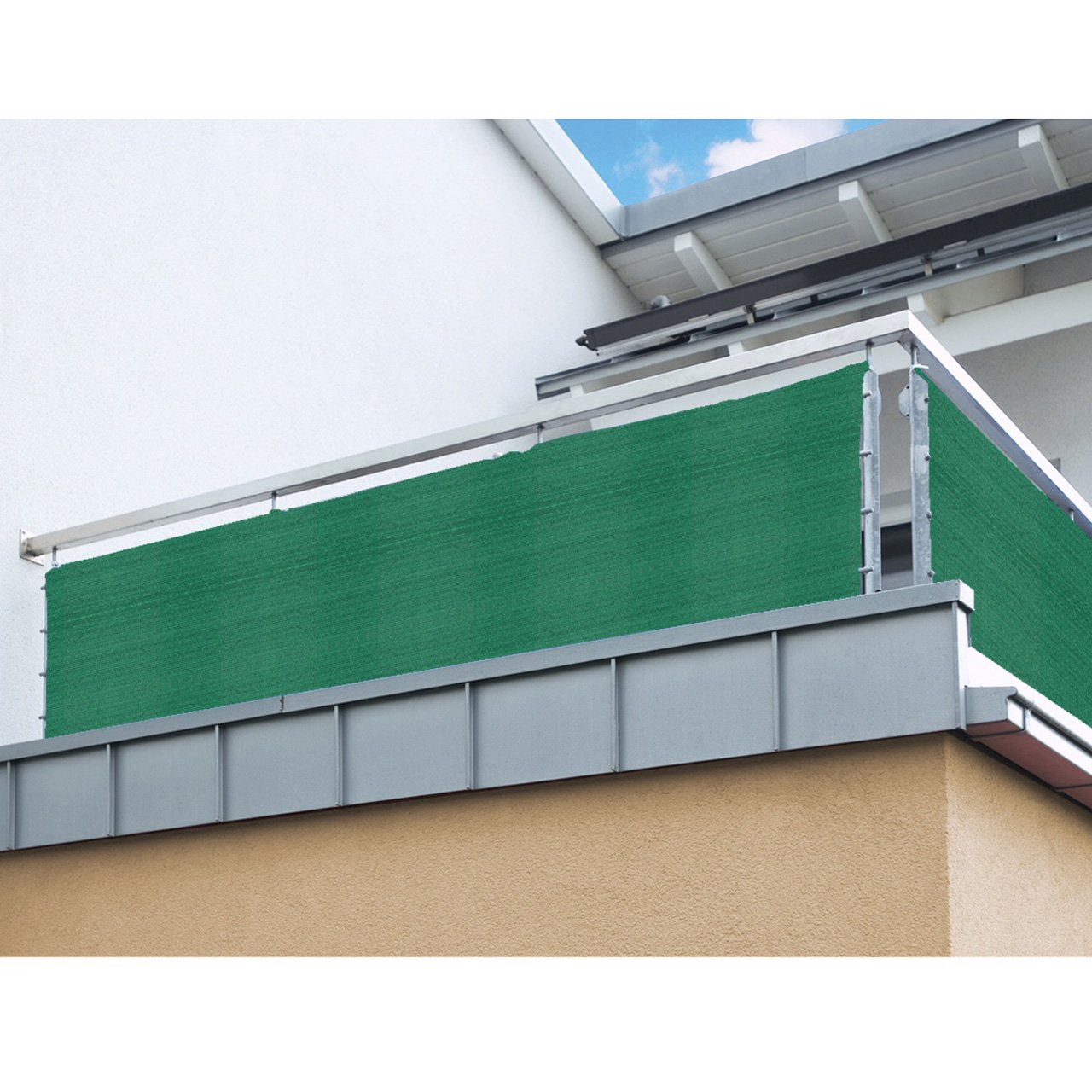 Balkonumspannungen