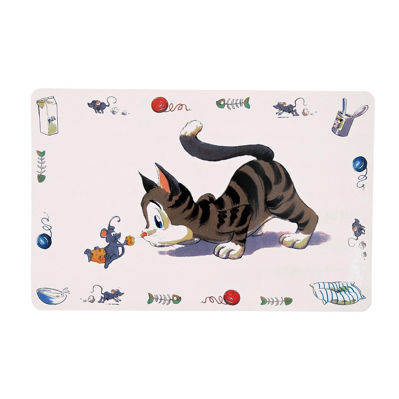 Tischset mit der Comic-Katze Trixie Trixie Napfunterlage 44 × 28 cm 4011905245447