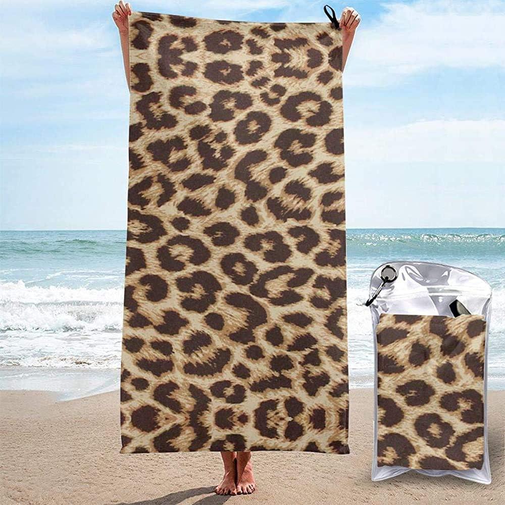 Palestra Sport Asciugamano in Microfibra ad Alta assorbenza per Spiaggia Bagno Vinlin