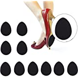 Non-Slip Shoes Pads Self-Adhesive Shoe Grips Rubber Anti-Slip Shoe Grips Sole Stick Protector
