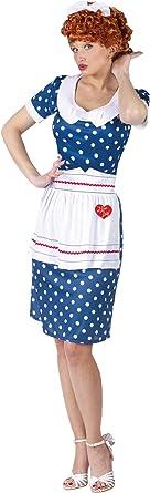 Fun World Women's I Love Sassy Lucy Costume