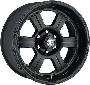 17x8//5x127mm Pro Comp Alloys Series 89 Wheel with Flat Black Finish