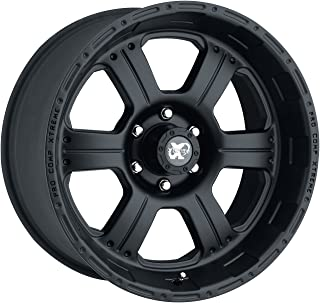Pro Comp Alloys Series 89 Wheel with Flat Black Finish (17x9'/5x139.7mm)