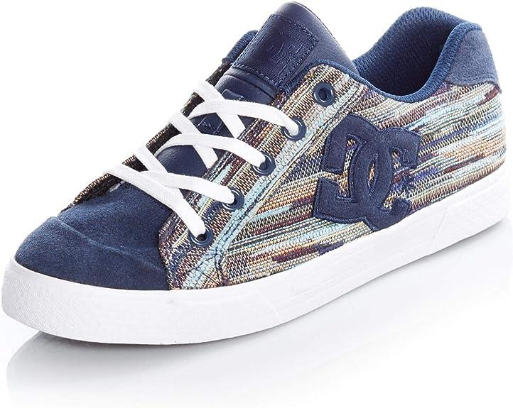 Chaussures DC SHOES CHELSEA PLUS TX SE denim