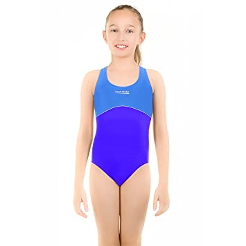 Aqua Speed® Rose Badeanzug (Mädchen Teenager Größen 116-146 UV-Schutz  Elastisch 11f8dbee9e