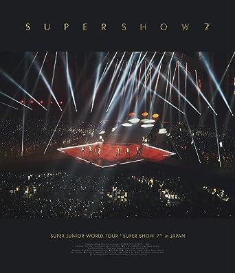 Amazon co jp | SUPER JUNIOR WORLD TOUR SUPER SHOW7 in JAPAN