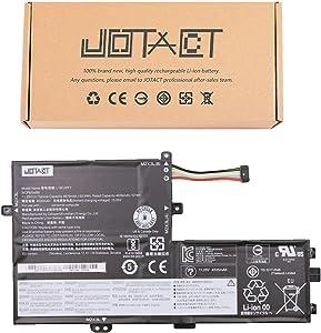 JOTACT L18C3PF7 (11.25V 52.5Wh 4670mAh 3-Cell) Laptop Battery for Lenovo IdeaPad S340-14API 14IIL 14IML C340-15IIL 15IWL Flex-15IWL 15IML Series Notebook L18L3PF2 L18M3PF7 L18L3PF3 L18M3PF6 L18C3PF6