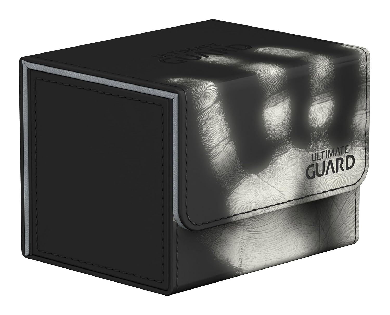 Ultimate Guard UGD010856/Sidewinder 100/Plus Chromiaskin della Custodia Nero