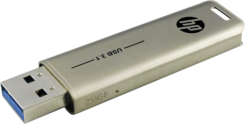 HP USB 3.1 256GB USB Flash Drive X796