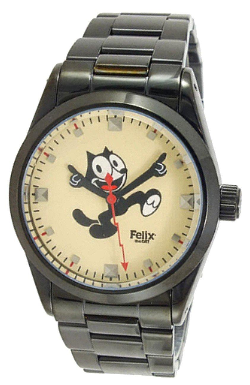 [フィリックス ザ キャット] FELIX THE CAT 腕時計 ユニセックス [国内正規品] B00HQSMD5E