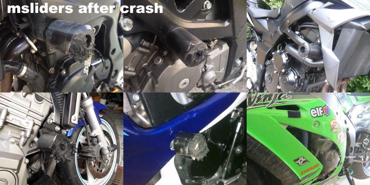 BBUT Black Frame Sliders Body Fairing Crash Protector FIT Honda 1993 1994 1995 1996 1997 1998 1999 CBR900RR