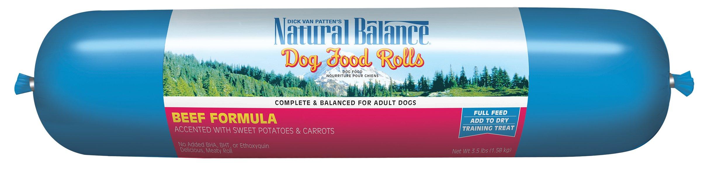 Reviews On Natural Balance Dog Food Rolls